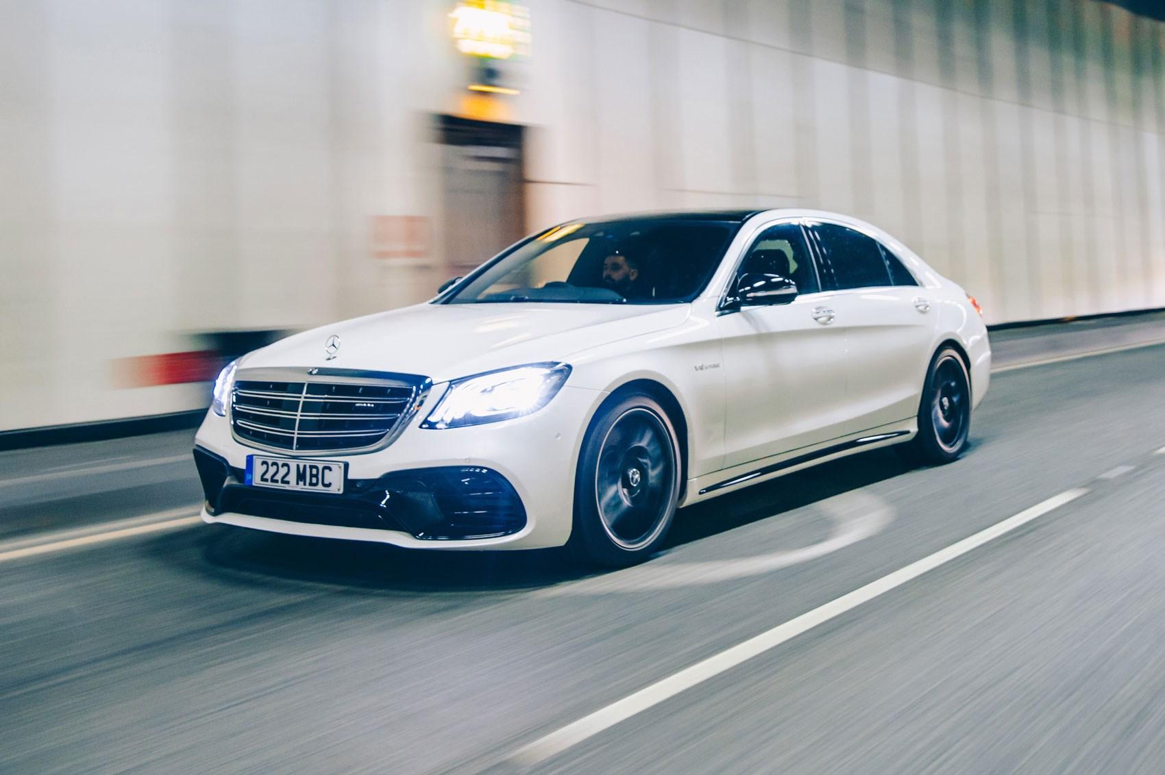 Mercedes Benz S-63