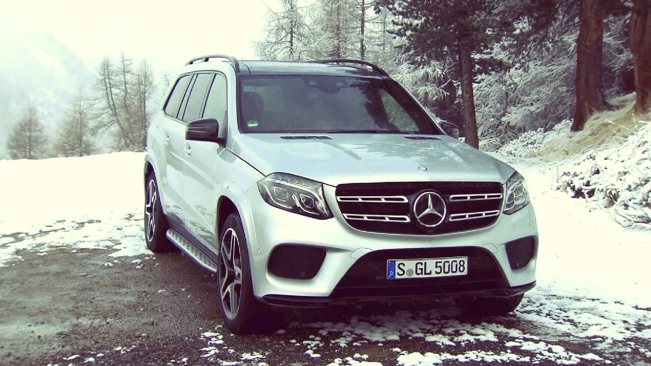 Mercedes Benz GLS-500