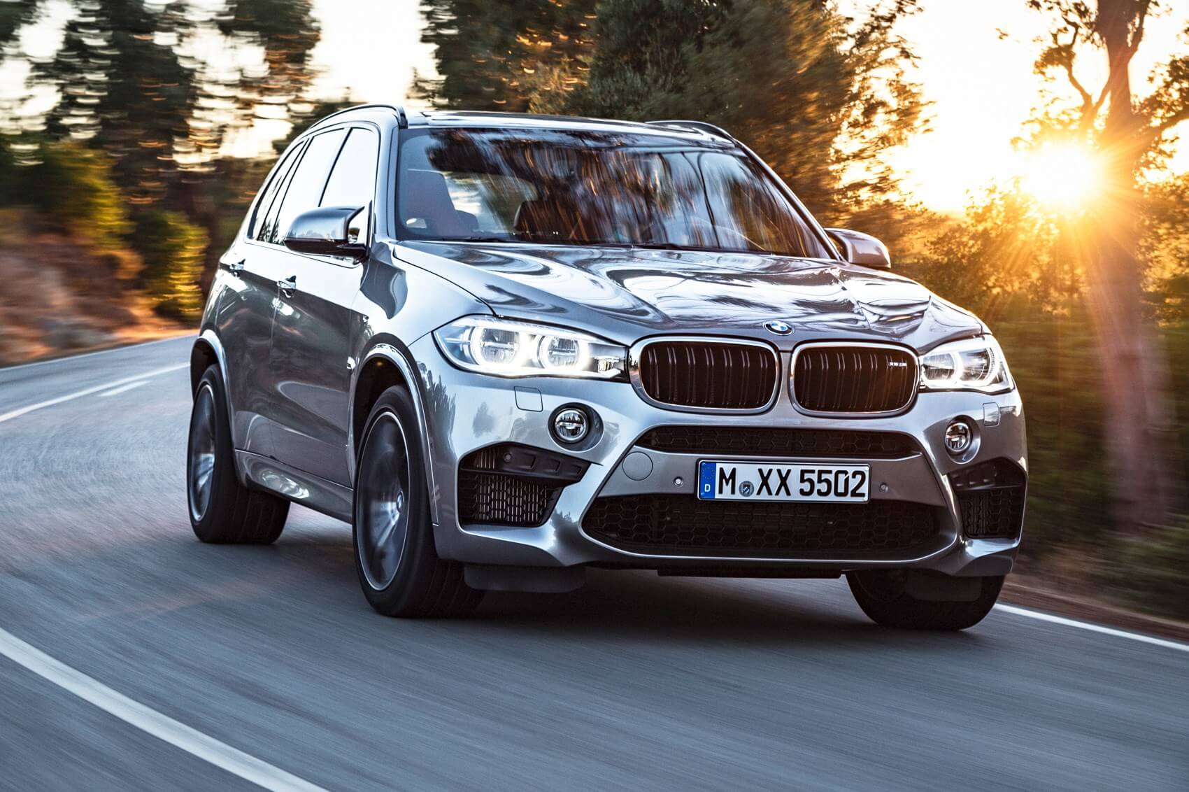 BMW X5 M 4.4 4x4 V8 32V Bi-Turbo Aut.